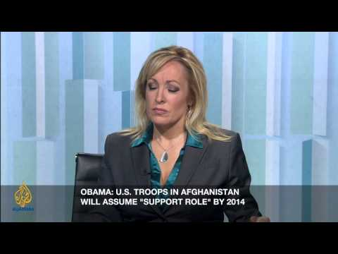 We discuss US-Afghan relations as Obama seeks to hasten the withdrawal of troops after a decade long war on Al-Qaeda. We also look at the increased testing for performance enhancing drugs...