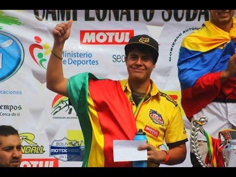 INTRO  SUDAMERICANO OPEN MX  BOLIVIA (team becar)
