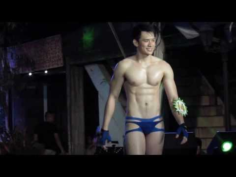 Allen Molina - Mr. Sexy Body 2014 (Swimwear)