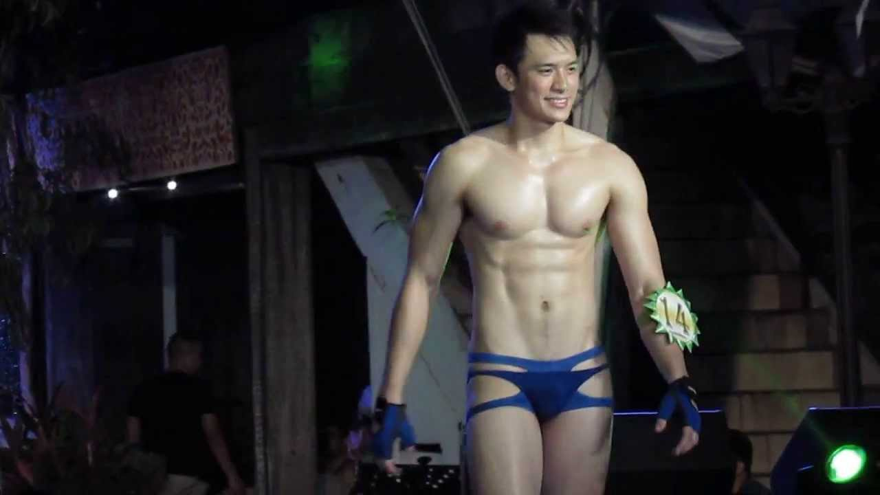 Allen Molina - Mr. Sexy Body 2014 (Sexiest Swimsuit) - YouTube