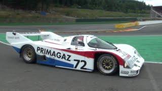 Porsche 962C (1987 Le Mans winner)
