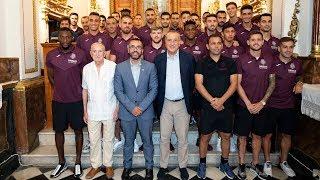 El Villarreal CF homenajea a los patronos - 14 agosto