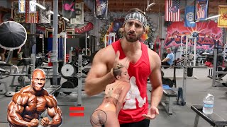 Most Alpha Chest Exercises