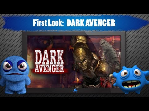 Dark Avenger Gameplay First Look - Android iOS
