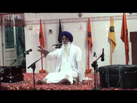 GIANI GURBACHAN SINGH THAILAND - GURBANI VICHAR 9TH MARCH 2012