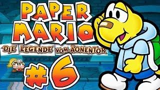 PAPER MARIO: Die Legende vom Äonentor # 06 ★ Koopio schließt sich an! [HD / 60fps]