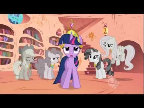 Twilight Sparkle - Necklace and big crown thingie