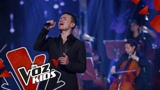 Fonseca canta Ven - Final | La Voz Kids Colombia 2019