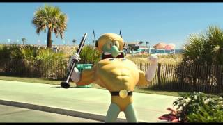 The SpongeBob Movie: Sponge Out of Water   Clip: Super Powers   Paramount Pictures UK