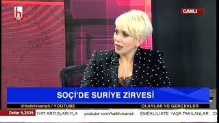 Soçi'de Suriye zirvesi / Olaylar ve Gerçekler / 14.02.2019 - 3. bölüm