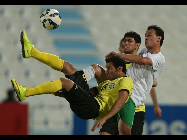 Arbil v Ahal FC: AFC Cup 2015 (Group Stage)