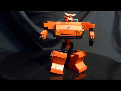 Cliffjumper , A Lego Transformers Creation by Boyzwiththemosttoyz
