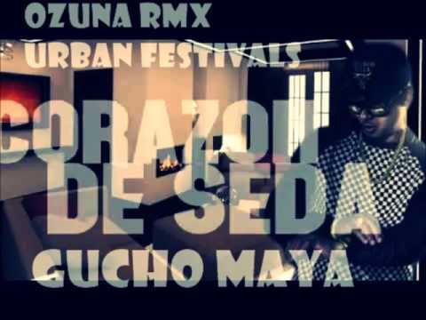 Corazon de Seda Ozuna By GuchoMaya (version perreo) 2016