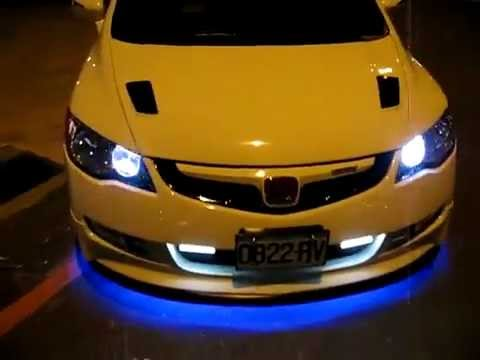 Honda Civic Modified Youtube