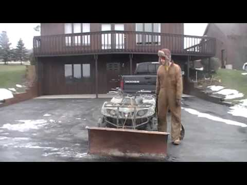 Building Home Made Snow Plow Part 3