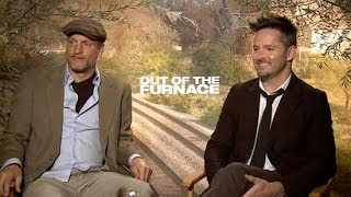 "Woody Harrelson: Out of the Furnace Channeled My ""Dark Side"" 