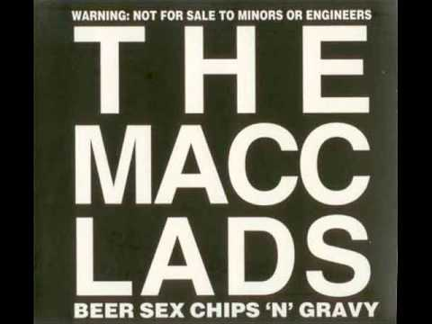 Macc Lads - The Lads From Macc