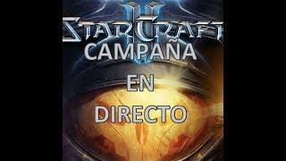 Starcraft 2 - Campaña en brutal parte 3 - Conocemos a tosh