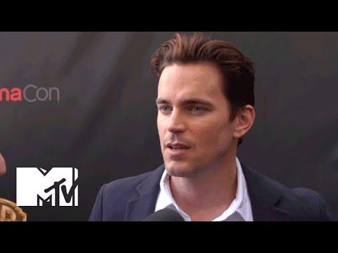 Matt Bomer Talks 'Magic Mike XXL' and Working With Lady Gaga on 'American Horror Story'  | MTV News
