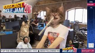 Simon and Lewis React to Fan Created Jingle Cats Videos