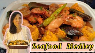 Quick & Easy Seafood Medley