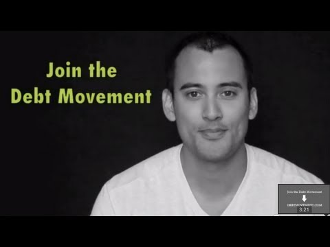The Debt Movement - Paying off $10 million of debt in 90 days, together.
