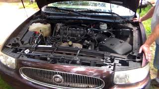 Chasing a phantom in a 2001 Buick LeSabre