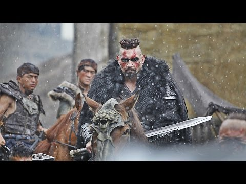 'Enter the Warrior's Gate' Official Trailer (2016) | Dave Bautista streaming vf