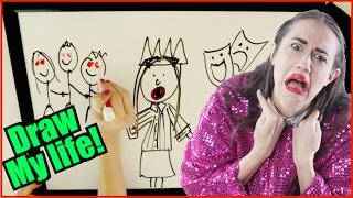 DRAW MY LIFE: MIRANDA SINGS! by : Miranda Sings