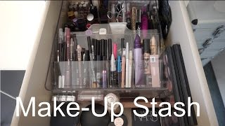 Make-Up Stash 2016 | Sterre van der Gouw