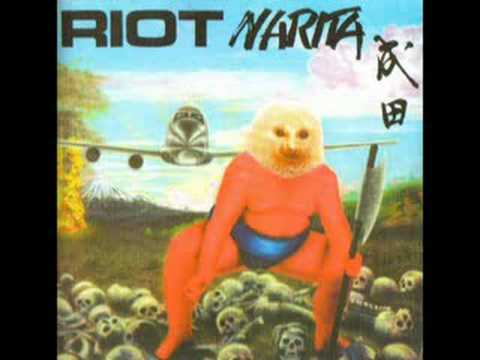 Riot - Waiting For The Taking