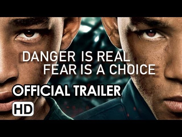 After Earth Official Trailer #2 - Will Smith, Jaden Smith (2013)