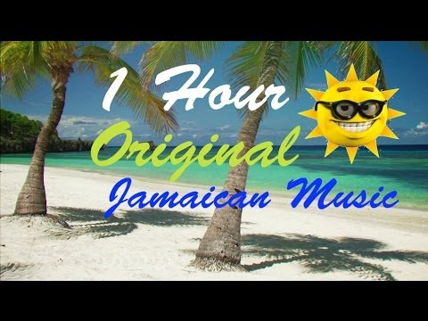 Reggae Music And Happy Jamaican Songs Of Caribbean: Relaxing Summer 1 Hour Playlist Video video