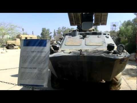 Close look at SA-9 Guskin  Surface to Air Infra-Red homing Soviet mobile missiles system