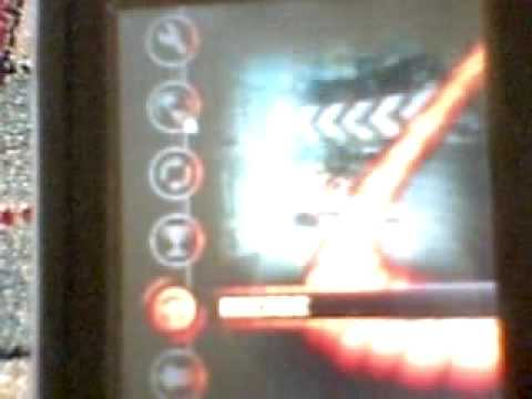 Asphalt 2  n-gage game on nokia 6680
