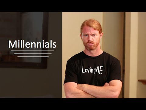 Being a Millennial - Ultra Spiritual Life episode 63