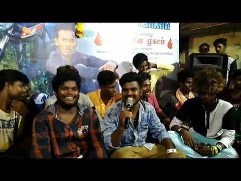 Chennai Gana Rtr Bala & Saravedi Saran Maja song...
