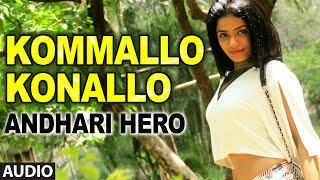 Kommallo Konallo Full Audio Song | Andhari Hero | Sri Hari, Shanaya