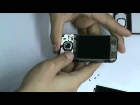 Cambio de display lcd Nokia N85