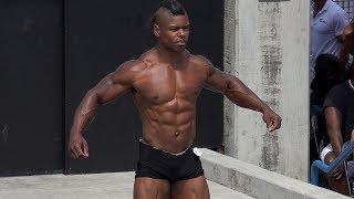 Breakdance Bodybuilding Routine