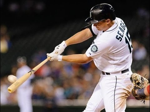 Kyle Seager Official 2013 Highlights