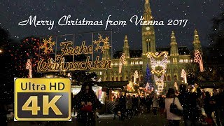 Merry Christmas from Vienna 2017 - UHD - 4K