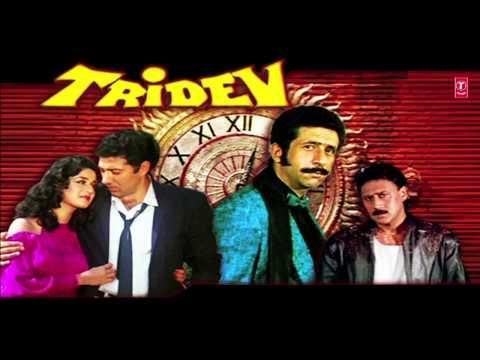 Gazar Ne Kiya Hai Ishara Full Song (Audio) | Tridev | Naseeruddin...