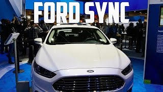 Ford con Android Auto y Apple Car Play, primeras impresiones CES 2016
