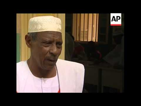 Counting of votes in Sudan''s first multiparty elections in 24 years