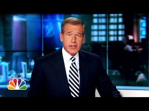 Brian Williams Raps Warren G's