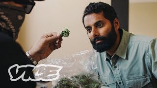Smuggling Weed Across America's State Lines (WEEDIQUETTE Full Episode)