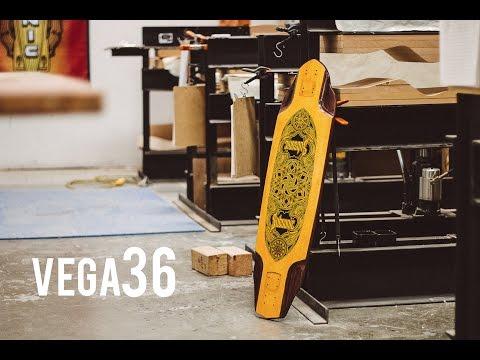 Factory Vega 36   Subsonic Skateboards