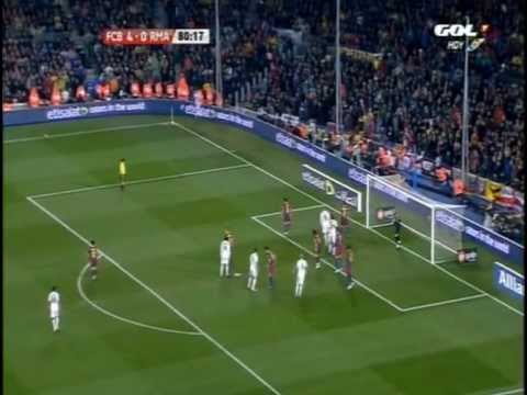 Fc Barcelona Vs. Real Madrid C.f. (29 11 2010) Full Match video