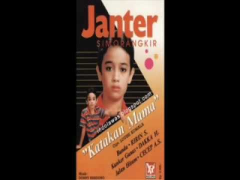 Janter Simorangkir-katakan Mama video